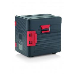 WAS GN Thermotransportbehälter 1/1 12 Einschübe 64 x 44 x 61 cm ABS Kunststoff