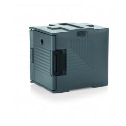 WAS GN Thermotransportbehälter 1/1 12 Einschübe 68 x 45 x 61 cm Kunststoff/Polyurethan