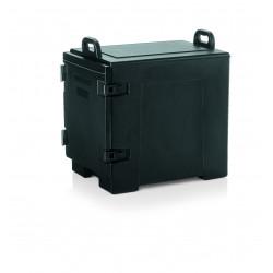 WAS GN Thermotransportbehälter 1/1 8 Einschübe 63 x 43 x 64 cm Kunststoff