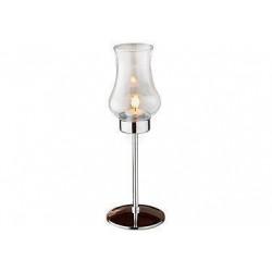 APS Windlicht / Tischleuchte hochwertige Ausführung 11x32 cm