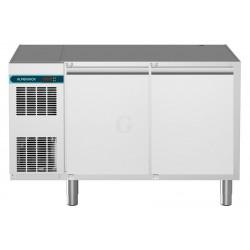 NordCap Kühltisch, 2 Abteile CLM 650 2-7001