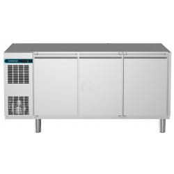 NordCap Kühltisch, 3 Abteile CLM 700 3-7001