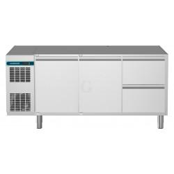 NordCap Kühltisch, 3 Abteile CLM 650 3-7011