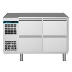 NordCap Kühltisch, 2 Abteile CLM 700 2-7031