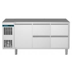 NordCap Kühltisch, 3 Abteile CLM 700 3-7031