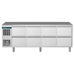 NordCap Kühltisch, 4 Abteile CLM 650 4-7051