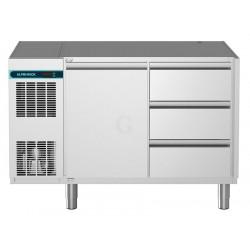 NordCap Kühltisch, 2 Abteile CLM 700 2-7061