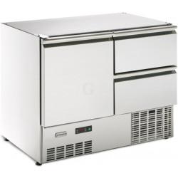 NordCap Kühltisch KKSM 102