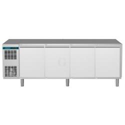 NordCap Kühltisch, 4 Abteile CLM 650 4-7001