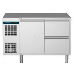 NordCap Kühltisch, 2 Abteile CLM 650 2-7011
