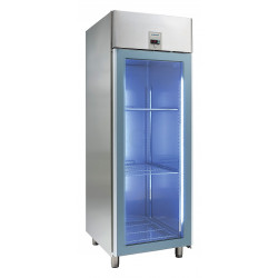 NordCap Cool-Line Glastürkühlschrank KU 702-G Base