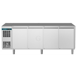 NordCap Kühltisch, 4 Abteile CLM 700 4-7001