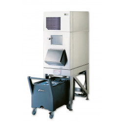 Wessamat Eiswürfelbereiter Micro-Cube M 400 ZF