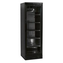 NordCap Gewerbekühlschrank KU 385 G BLACK
