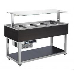 NordCap Cool-Line Salatbar/Buffet ESSENCE 4/1