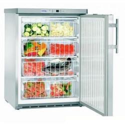KBS Tiefkühlschrank GGU 1550 Edelstahl