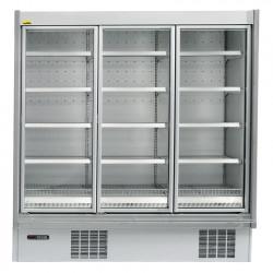 NordCap Tiefkühlregal BRIONI 2 BT H2000 1350