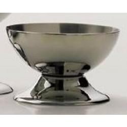 Stöckel Eis-Cup aus Edelstahl in Hochglanz Modell 133/100