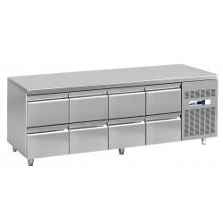 NordCap Cool-Line Kühltisch KT 2260 8Z