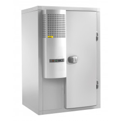 NordCap Tiefkühlzelle mit Paneelboden Z 174-174-TK