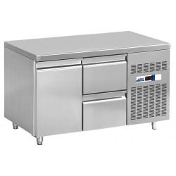 NordCap Cool-Line Kühltisch KT 1330 1T 2Z