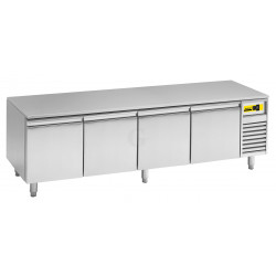 NordCap Unterbaukühltisch UKT 4ZG