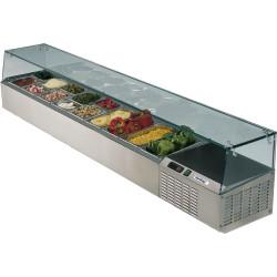 NordCap Pizzakühltisch-Aufsatz A 2490