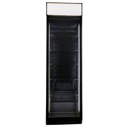 NordCap Cool-Line Kühlschrank CD 400 D BLACK