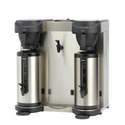 Animo Kaffeemaschine mit Heißwasserkocher MT202W schwarz