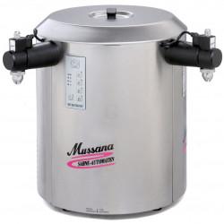 Mussana Sahnemaschine Sahne-Automat Duo Variante 1 2x6l
