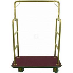 WAS Transportwagen goldfarben, grau