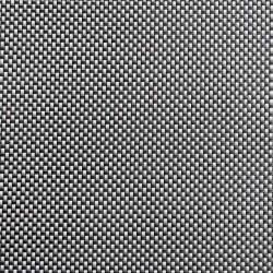 APS Tischset - schwarz, weiss