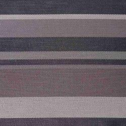 APS Tischset - schwarz gestreift
