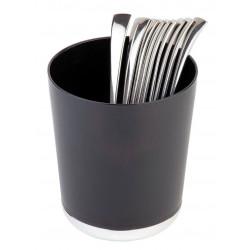 APS Tischreste- / Besteckbehälter schwarz