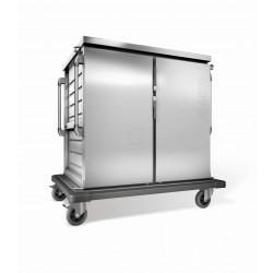 Blanco Tablett Transportwagen einwandig TTW 32-115 EZU