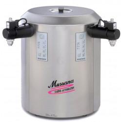 Mussana Sahnemaschine Sahne-Automat Duo Variante 2 2x6l