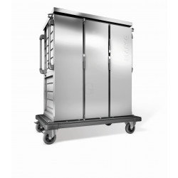 Blanco Tablett Transportwagen einwandig TTW 30-115 EDG