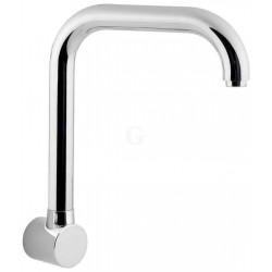 Knauss Wellness Wand-Rohrauslauf 1/2 A 220 - H 110 mm