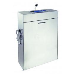 Stöckel Mobile Portioniererspüle mit elektrischer Pumpe