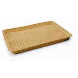 WAS Bäckerkorb 60x40x5 cm natur