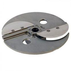 Kronen verstellbare Messerscheibe 1-6mm