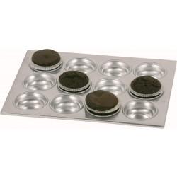 WAS Alu-Muffinblech 24 Muffins