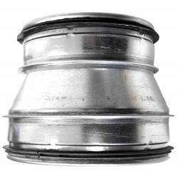 Gastro-Steel Lüftungstechnik Reduzierung
