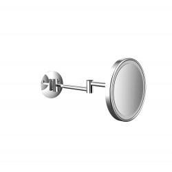 Frasco LED Wandspiegel, rund Ø 203 mm, 2-armig