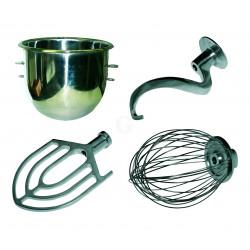Krefft Küchenmaschine PR 40 Reduktionsset