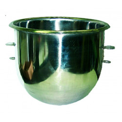Krefft Küchenmaschine PR 30 Edelstahl Kessel