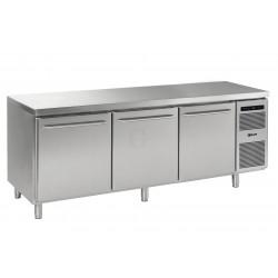 GRAM Kühltisch GASTRO K 2408 CSG A DL/DL/DR L2