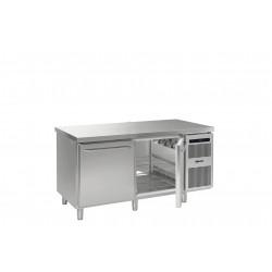 GRAM Durchreiche-Kühltisch GASTRO K 1808 D CSG A DL/DR L2
