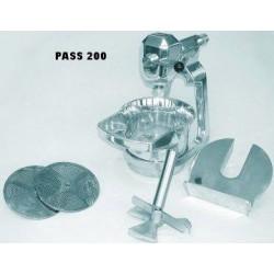 ROTOR Universal-Küchenmaschine Lips Combirex Passiervorrichtung PASS 200 Aufsteckgerät