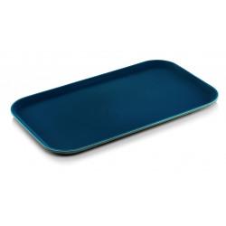 WAS GN Tablett 1/1 blau Polypropylen
